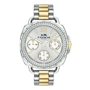 Coach Women's Tatum Two-Tone Stainless Steel Watch